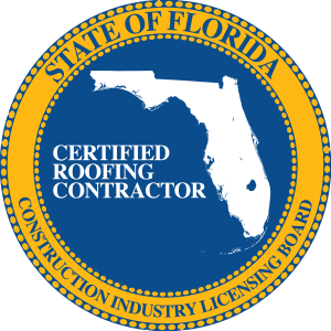 State of FloridaCertified Roofing Contractor