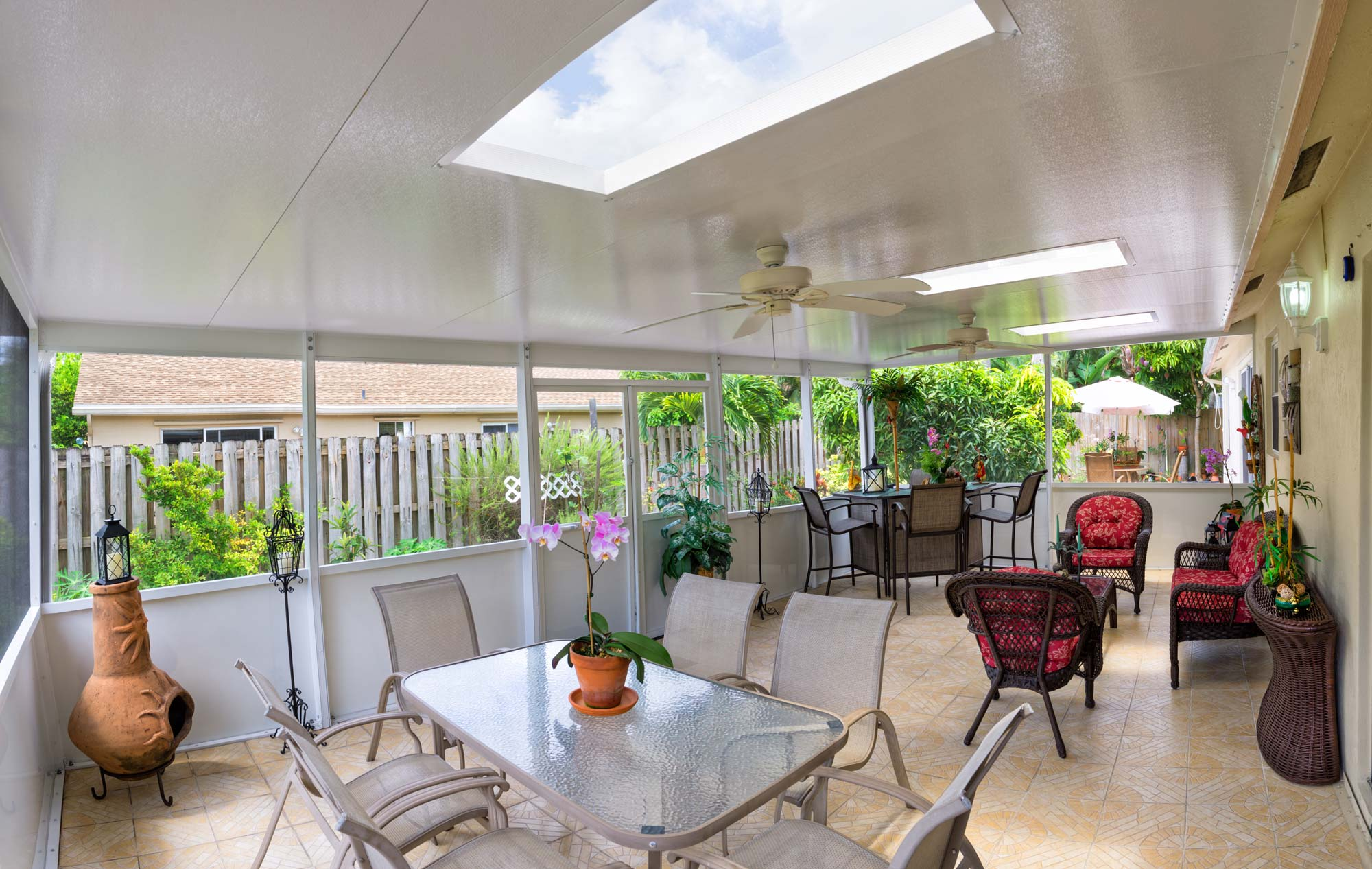 Retractable Awnings Amp Patio Covers Venetian Builders